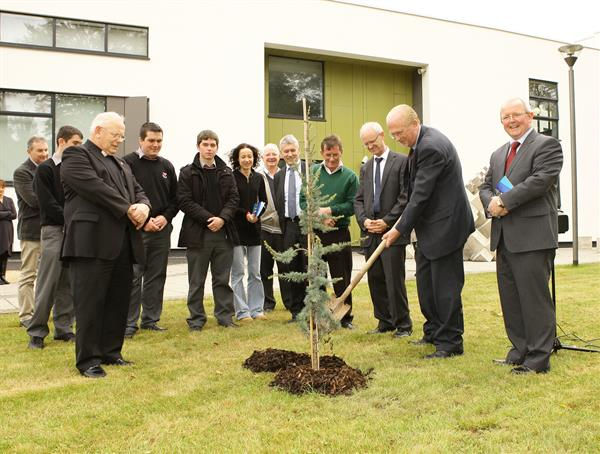 Official Opening 2012