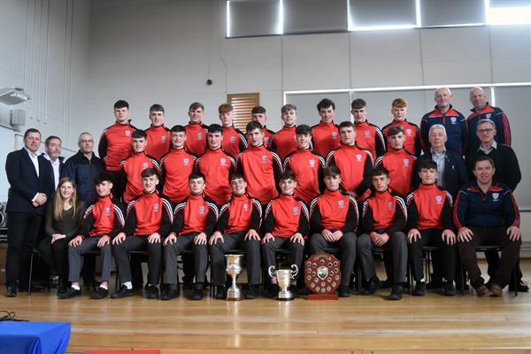 All Ireland Senior Hurling Celebration