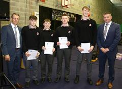 Leaving Certificate Graduation Mass & Awards Night 2018
