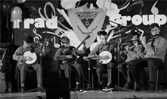 Trad Group to support Tim Edey in Birr Arts Theatre.