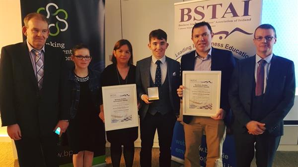 Accountancy Gold Medal for Cathal Curran