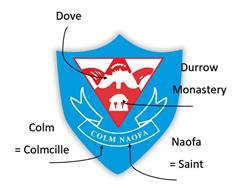 School Crest & Patronage
