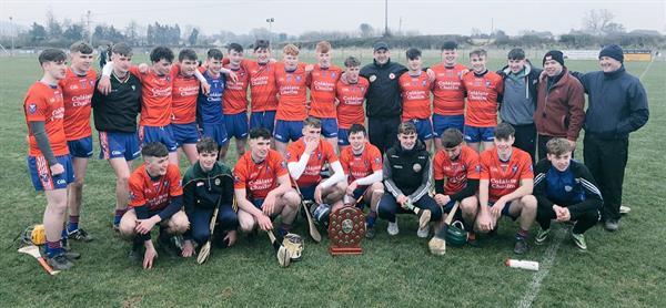Senior B Rest of Leinster Winners 2018